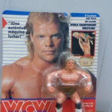 Figuras y Muñecos Pressing Catch: LEX LUGER WCW PRESSING CATCH SMACKDOWN GALOOB AÑOS 90. Lote 78457213
