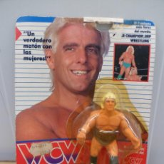 Figuras y Muñecos Pressing Catch: RIC FLAIR WCW PRESSING CATCH SMACKDOWN GALOOB AÑOS 90. Lote 78457565