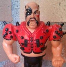Figuras y Muñecos Pressing Catch: FIGURA WWE TITAN SPORTS 1991 LEGIÓN OF DOOM HAWK . Lote 79307769