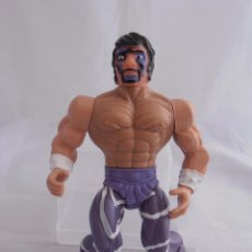 Figuras y Muñecos Pressing Catch: BOOTLEG FIGURA LUCHADOR WWF WWE LUCHA LIBRE. Lote 82806776