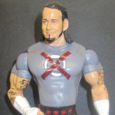 Figuras y Muñecos Pressing Catch: FIGURA PRESSING CATCH LUCHA LIBRE WWE JAKKS PACIFIC 2004. Lote 87563080