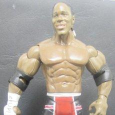 Figuras y Muñecos Pressing Catch: FIGURA PRESSING CATCH LUCHA LIBRE WWE JAKKS PACIFIC 2004. Lote 87563156