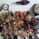 Figuras y Muñecos Pressing Catch: LOTE DE 41 MUÑECO FIGURA MUÑECOS FIGURAS WWE. Lote 91562885