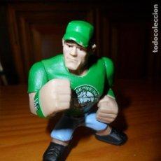 Figuras y Muñecos Pressing Catch: JOHN CENA - FIGURA WWE RUMBLERS DE MATTEL -. Lote 93585465