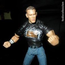 Figuras y Muñecos Pressing Catch: JOHN CENA DELUXE - PRESSING CATCH - WWE WWF - JAKKS. Lote 93646375