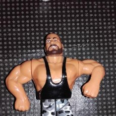 Figuras y Muñecos Pressing Catch: WWF WWE LUKE SACAMANTECAS HASBRO LUKE THE BUSHWHACKER. Lote 118573612
