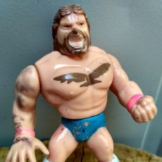 Figuras y Muñecos Pressing Catch: WWF PRESSING CATCH SMACKDOWN FIGURA BOOTTLEG FAKE AÑOS 90. Lote 95581571