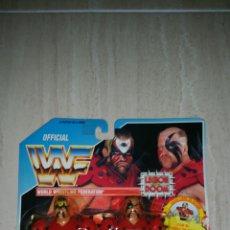 Figuras y Muñecos Pressing Catch: FIGURAS WWF HASBRO LEGION OF DOOM . Lote 95611118