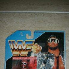 Figuras y Muñecos Pressing Catch: FIGURA WWF HASBRO MACHO KING SERIES 1.. Lote 95646234