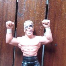 Figuras y Muñecos Pressing Catch: GALOOB WCW WWF WWE STING PRESSING CATCH. Lote 96038471