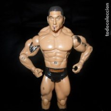 Figures and Dolls Pressing Catch - BATISTA - PRESSING CATCH - WWE WWF - JAKKS - 96743699