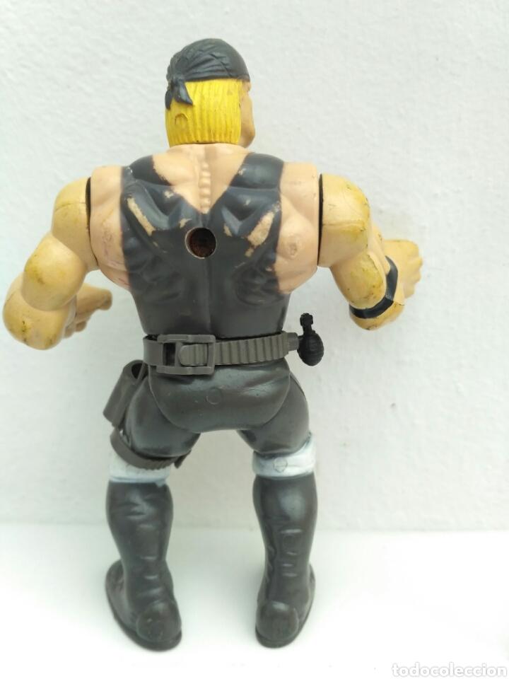 Figuras y Muñecos Pressing Catch: Figura de acción bootleg hulk hogan body mannix - Foto 2 - 98005470