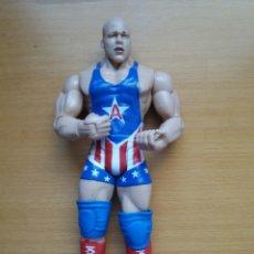 Figuras y Muñecos Pressing Catch: FIGURA ARTICULADA DE PRESSING CATCH. WWE 2003 JAKKS PACIFIC.. Lote 98049970