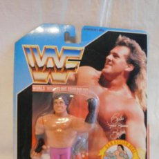 Figuras y Muñecos Pressing Catch: PRESSING CATCH AÑOS 90 WWF BRUTUS EL BARBERO EN BLISTER. Lote 99856619