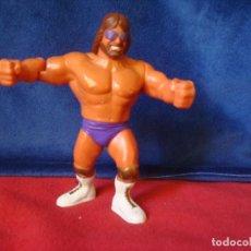 Figuras y Muñecos Pressing Catch: MACHO MAN KING PRESSING CATCH WWF 1991. Lote 99895583