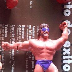Figuras y Muñecos Pressing Catch: MACHO KING MANWWE WWF HASBRO TITAN SPORTS. Lote 141322804