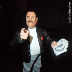 Figuras y Muñecos Pressing Catch: SGTO. SLAUGHTER MANAGER - PRESSING CATCH - WWE WWF - JAKKS 1998. Lote 104191167