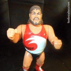 Figuras y Muñecos Pressing Catch: TIPHOON MARINERO TARUGO - PRESSING CATCH , WWF WWE, HASBRO 1990. . Lote 106042027