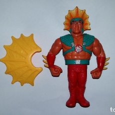 Figuras y Muñecos Pressing Catch: FIGURA WWF PRESSING CATCH HASBRO - RICKY THE STEAMBOAT DRAGON. Lote 107807583