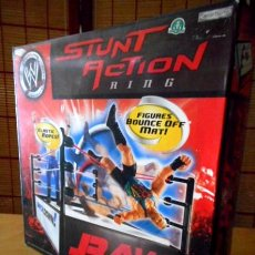 Figuras y Muñecos Pressing Catch - STUNT ACTION RING WWE - 108002627