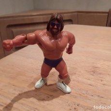 Figuras y Muñecos Pressing Catch: WWE TITAN SPORTS FIGURA VINTAGE . Lote 108299263