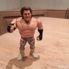 Figuras y Muñecos Pressing Catch: WWE TITAN SPORTS FIGURA VINTAGE . Lote 108299643