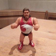 Figuras y Muñecos Pressing Catch: WWE TITAN SPORTS FIGURA VINTAGE . Lote 108299911