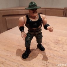 Figuras y Muñecos Pressing Catch: WWE TITAN SPORTS FIGURA VINTAGE . Lote 108299991