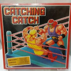 Figuras y Muñecos Pressing Catch: RING CATCHING CATCH FALOMIR. NUEVO EN CAJA. PRECINTADO. WHEELED WARRIORS. REF 5500. 1990. WWF.. Lote 109122782