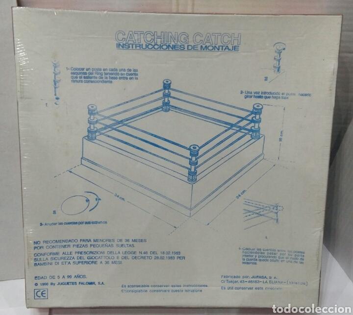 Figuras y Muñecos Pressing Catch: RING CATCHING CATCH FALOMIR. NUEVO EN CAJA. PRECINTADO. WHEELED WARRIORS. REF 5500. 1990. WWF. - Foto 2 - 109122782