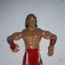 Figuras y Muñecos Pressing Catch: SHAWN MICHAELS LUCHADORES PRESSING CATCH WWE. Lote 109437619