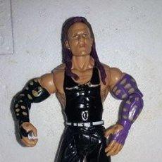 Figuras y Muñecos Pressing Catch: LUCHADOR WWE PRESSING CATCK JEFF HARDY JAKKS. Lote 109442443