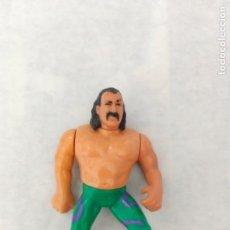 Figuras y Muñecos Pressing Catch: JAKE SERPIENTE ROBERTS WWF PRESSING CATCH 1990. Lote 109458399