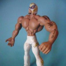 Figuras y Muñecos Pressing Catch: REY MYSTERIO WWE WRESTLING FIGURA BENDY FLEXIBLE JAKKS PACIFIC 2003. Lote 110149623