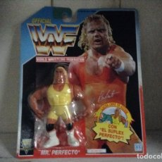 Figuras y Muñecos Pressing Catch: WWF ,MR.PERFECTO. Lote 114914967
