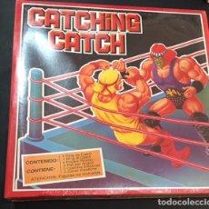 Figuras y Muñecos Pressing Catch: RING CUADRILATERO PARA MUÑECO FIGURA DE WWF PRESSING CATCH. Lote 115570467