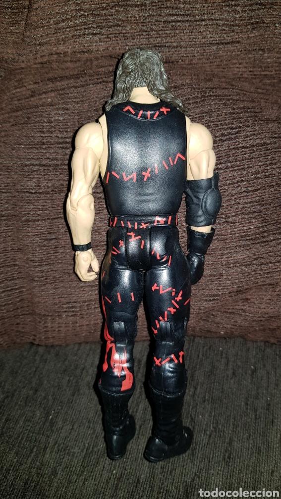 Figuras y Muñecos Pressing Catch: FIGURA WWE PRESSING CATCH MATTEL 2011 - Foto 3 - 116298286