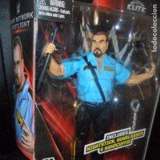 Figuras y Muñecos Pressing Catch: BIG BOSS MAN, EL POLI - WWE CLASSIC ELITE - NUEVO MATTEL -. Lote 122888643