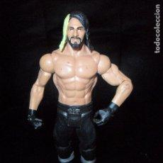 Figuras y Muñecos Pressing Catch: SETH ROLLINS - WWE - MATTEL - PRESSING CATCH -. Lote 118003211