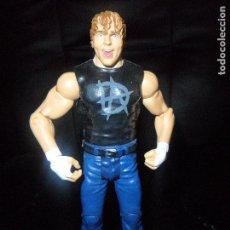 Figuras y Muñecos Pressing Catch: DEAN AMBROSE - WWE - MATTEL - PRESSING CATCH -. Lote 118003279