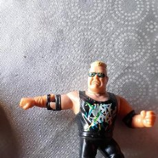 Figuras y Muñecos Pressing Catch: WWF WWE HASBRO NASTY BOYS. Lote 118644743