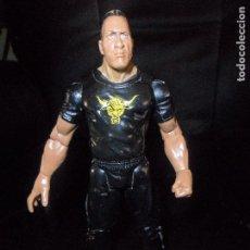 Figuras y Muñecos Pressing Catch: THE ROCK - PRESSING CATCH - WWE WWF JAKKS. Lote 118649075