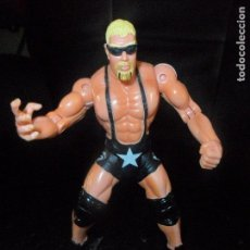 Figuras y Muñecos Pressing Catch: BIG POPPA PUMP, SCOTT STEINER - PRESSING CATCH - WCW 1999 . Lote 118649311