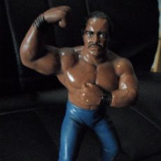 Figuras y Muñecos Pressing Catch: RON SIMMONS - PRESSING CATCH, WCW 1990 GALOOB - . Lote 119283775