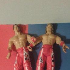 Figuras y Muñecos Pressing Catch: MUÑECO ARTICULADO WWE JAKKS . Lote 119297503