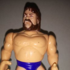Figuras y Muñecos Pressing Catch: WWF PRESSING CATCH. FIGURA DE HASBRO /TITAN SPORTS. JIM DUGGAN. AÑOS 90. CON MOVIMIENTO.. Lote 119499779
