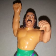 Figuras y Muñecos Pressing Catch: WWF PRESSING CATCH. FIGURA DE HASBRO /TITAN SPORTS. EL SERPIENTE. AÑOS 90. CON MOVIMIENTO.. Lote 119500027