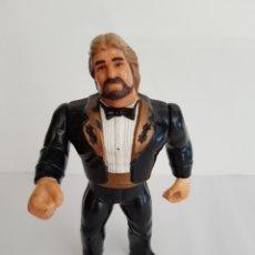Figuras y Muñecos Pressing Catch: WWE - EL HOMBRE DEL MILLON DE DOLARES - HASBRO TITAN SPORTS INC. 1990 - PRESSING CATH. Lote 121515420