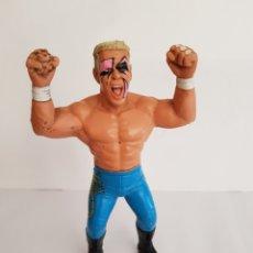 Figuras y Muñecos Pressing Catch: WCW - GALLOB - PRESSING CATH - WWF WWE STING. Lote 121515894