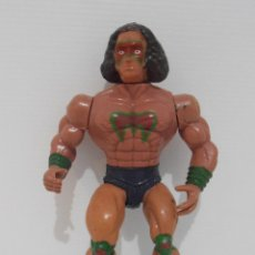 Figures and Dolls Pressing Catch - FIGURA BOOTLEG LUCHADOR ULTIMO GUERRERO, PRESSING CATCH, LUCHA LIBRE, WWF - 123270399
